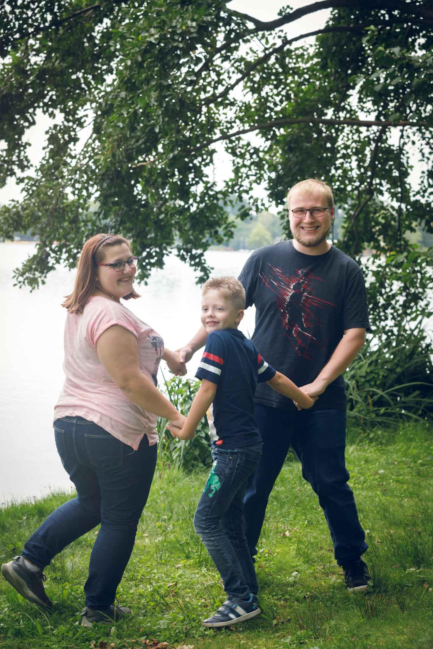 Familienshooting in Nürnberg - Ein Naturerlebnis am Dutzendteich IMG 9810w