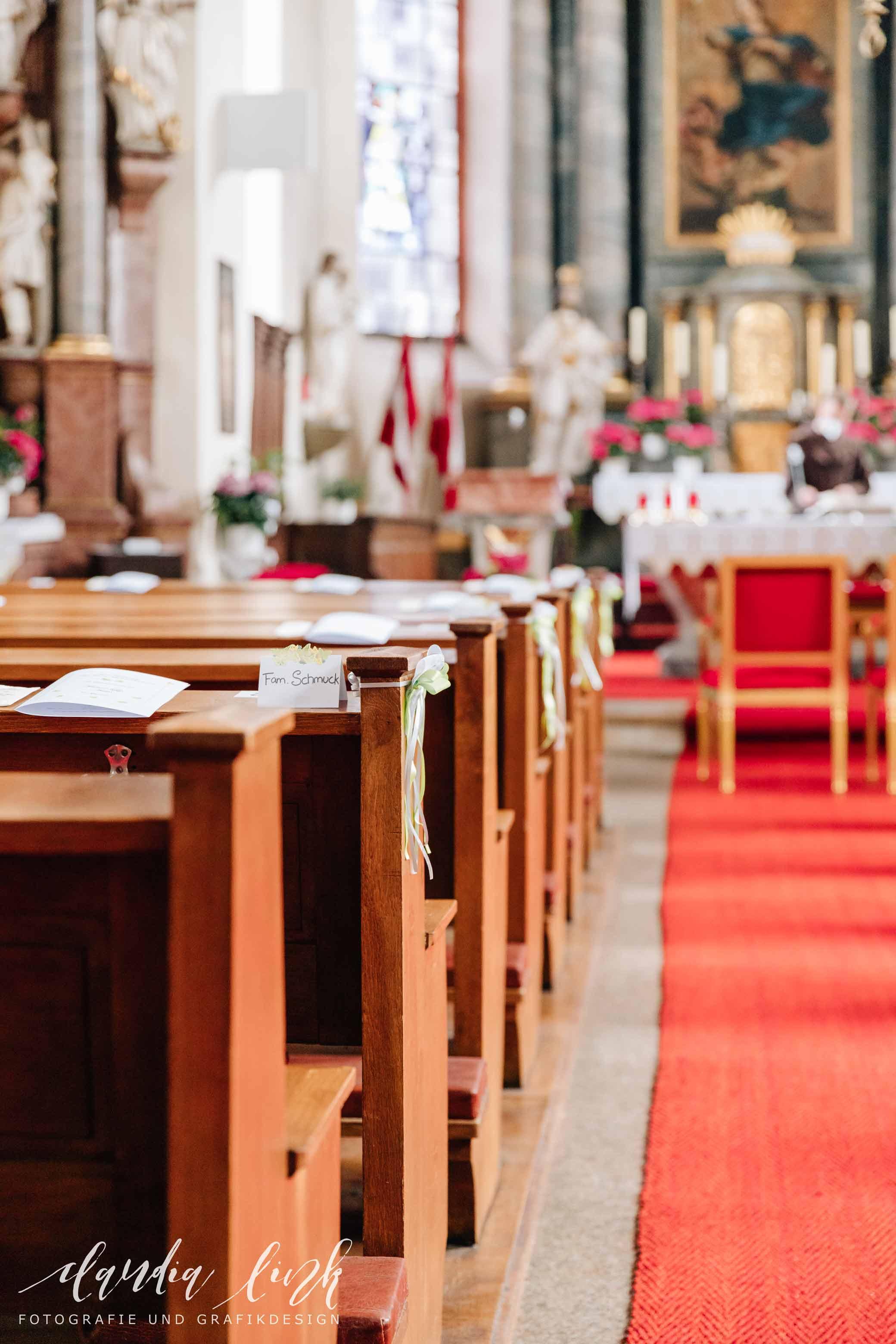 Kirchliche Hochzeit in Corona-Zeiten im fränkischen Burgkunstadt IMG 9682w