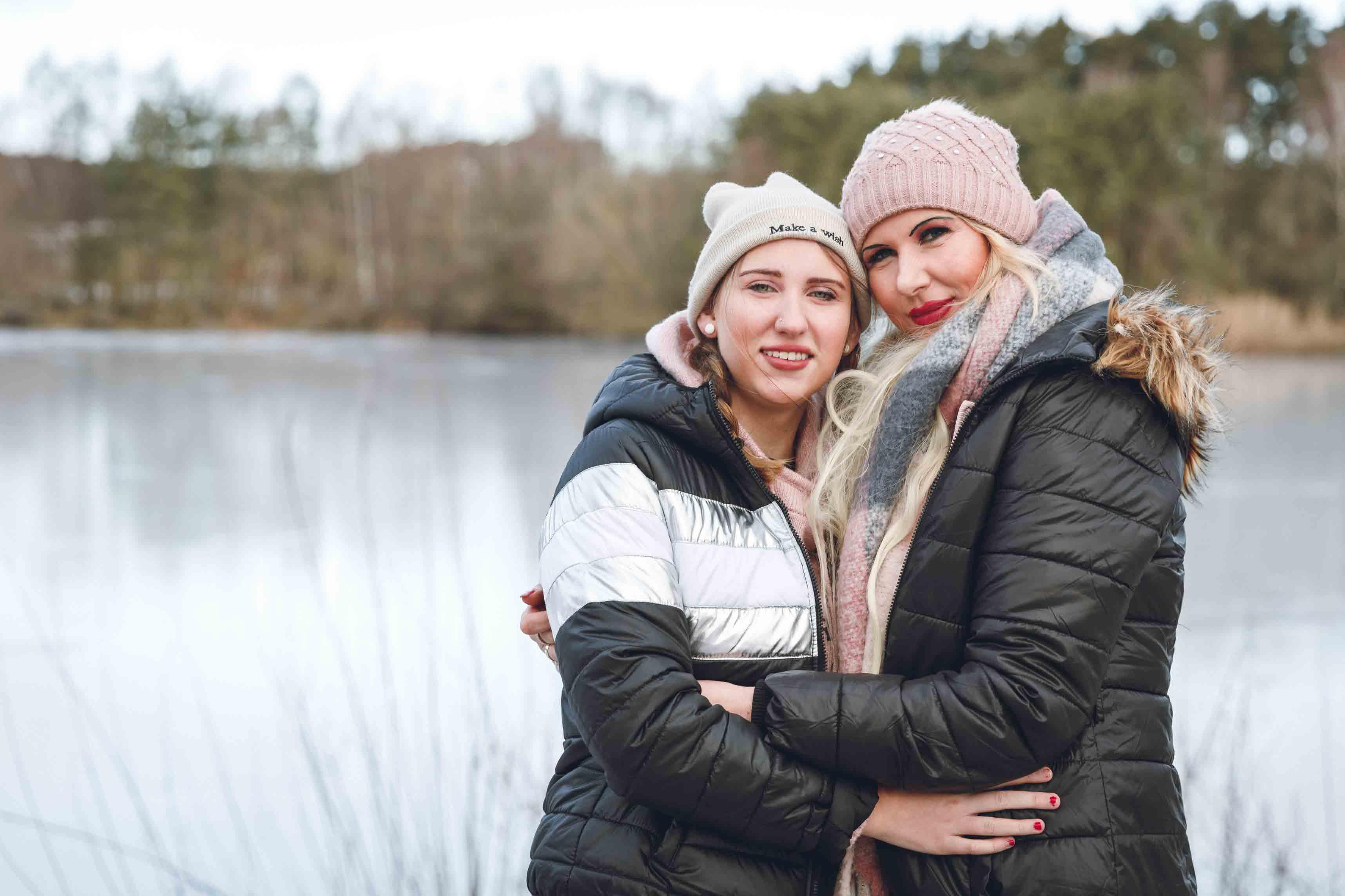 Mutter und Tochter – Portraits am Rothsee zum Muttertag IMG 7359w