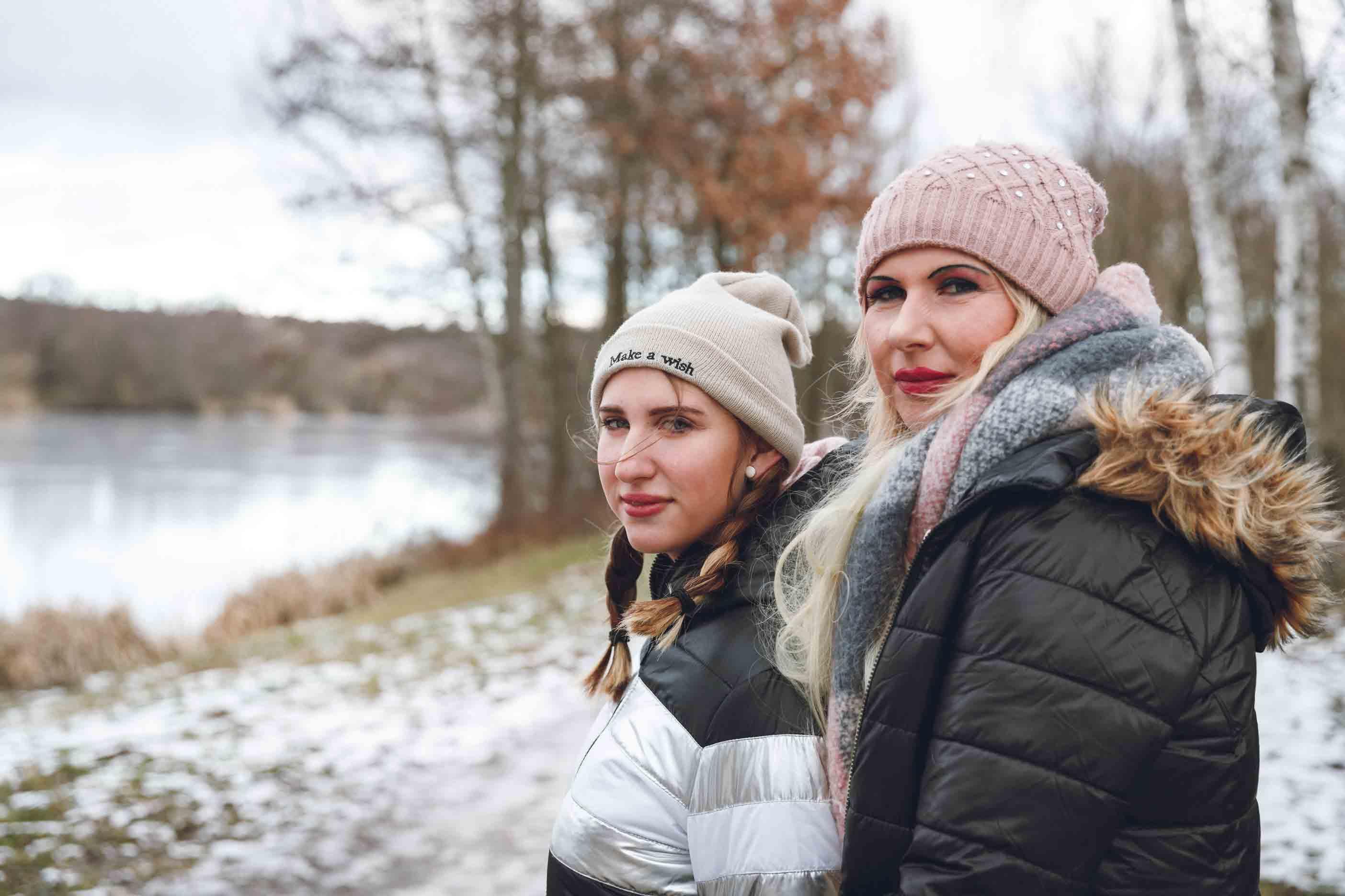 Mutter und Tochter – Portraits am Rothsee zum Muttertag IMG 7469w