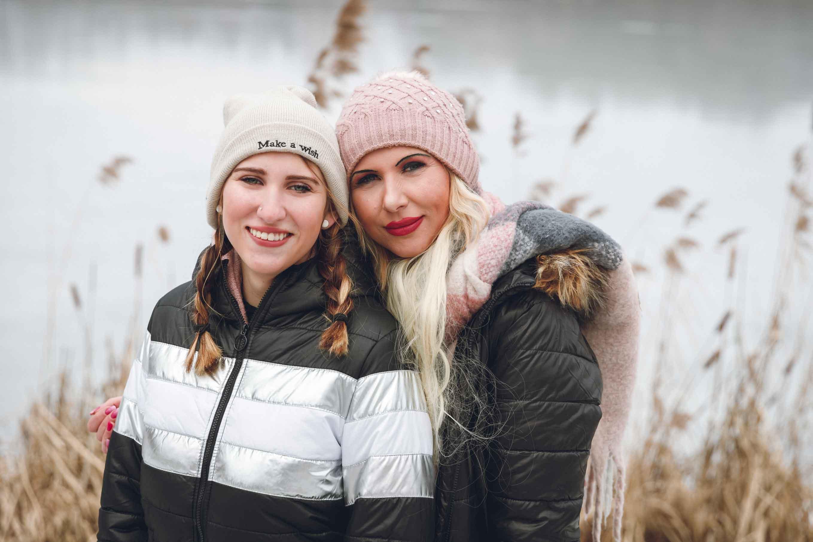 Mutter und Tochter – Portraits am Rothsee zum Muttertag IMG 7655w