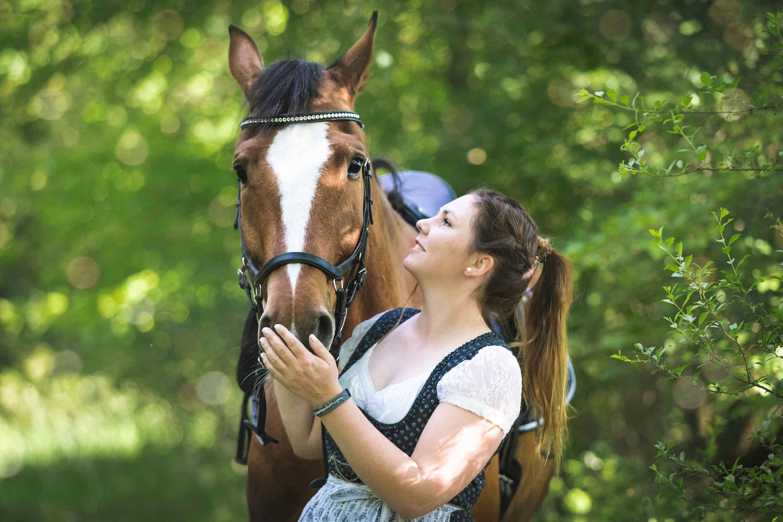 Pferdeshooting im Wald und auf der Heide IMG 0886w
