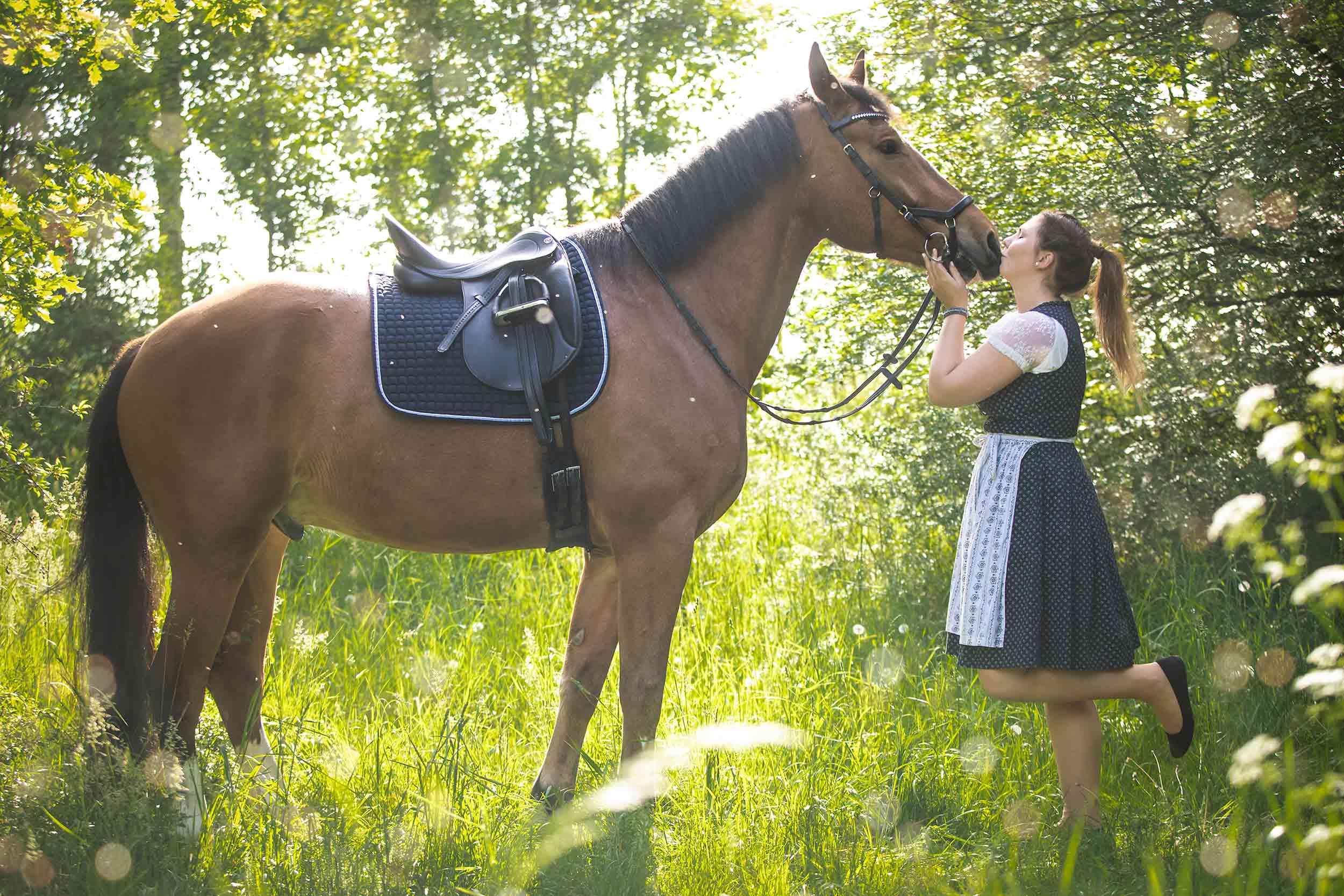 Pferdeshooting im Wald und auf der Heide IMG 0969w