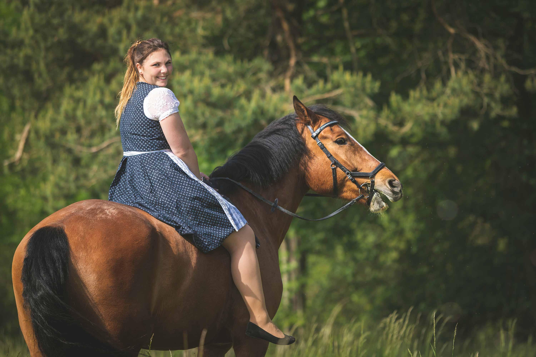 Pferdeshooting im Wald und auf der Heide IMG 1351w